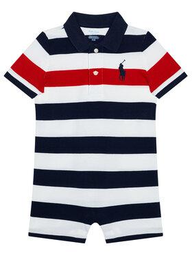 Polo Ralph Lauren Polo Ralph Lauren Детско боди All-Op-Sha 320786615001 Тъмносин Regular Fit