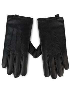 Guess Guess Pánské rukavice Not Coordinated Gloves AM8577 LEA02 Černá