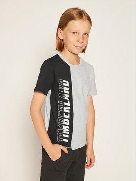 Timberland Timberland T-Shirt T45806 Grau Regular Fit