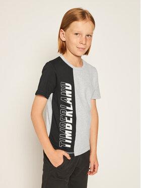 Timberland Timberland T-shirt T45806 Siva Regular Fit