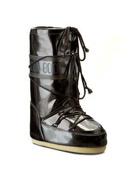 Moon Boot Moon Boot Stivali da neve Vinile Met. 14021400001 Nero