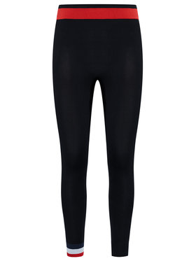 Rossignol Rossignol Sous-vêtement thermique bas Droite RLIMP16 Noir Slim Fit