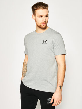 Under Armour Under Armour Тишърт UA Sportstyle 1326799 Сив Loose Fit