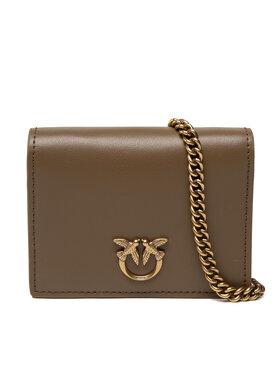 Pinko Pinko Дамска чанта Jolie Simply C. AI 21-22 PLTT 1P22ET Y6XT Зелен
