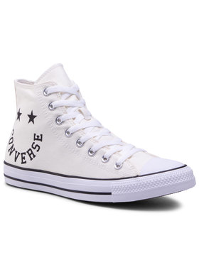 Converse Converse Кецове Ctas Hi 167067C Бял