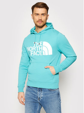 The North Face The North Face Bluza Standard NF0A3XYDBDF1 Zielony Regular Fit