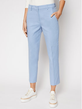 Weekend Max Mara Weekend Max Mara Chinos Vite 51310317 Blau Slim Fit