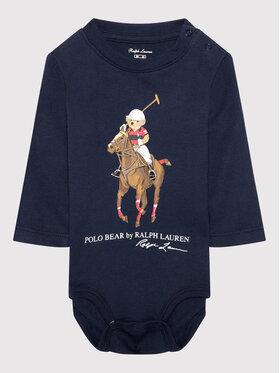 Polo Ralph Lauren Polo Ralph Lauren Detské body Lscnbdyst 320855354001 Tmavomodrá