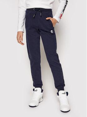 Timberland Timberland Pantaloni da tuta T24B24 S Blu scuro Regular Fit