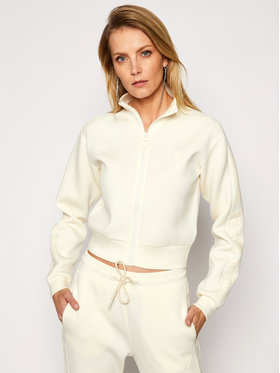 Guess Guess Džemperis Scuba O1RA30 K7UW0 Smėlio Regular Fit