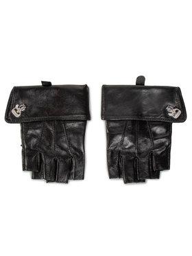KARL LAGERFELD KARL LAGERFELD Dámské rukavice 201W3605 Černá