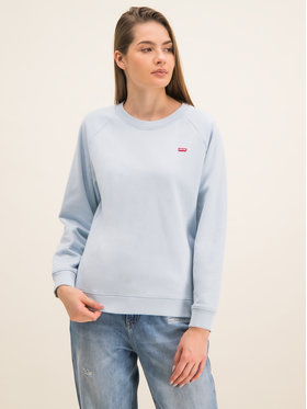 Levi's® Levi's® Sweatshirt 85626-0001 Blau Regular Fit