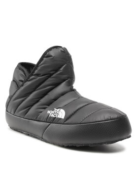 The North Face The North Face Тапочки Thermoball Traction Bootie NF0A331HKY4 Чорний