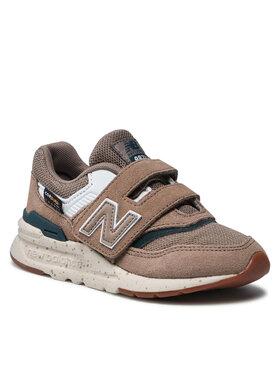New Balance New Balance Sneakersy PZ997HJJ Brązowy