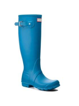 Hunter Hunter Guminiai batai Org Tall WFT1000RMA Mėlyna