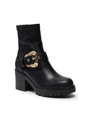 Versace Jeans Couture Versace Jeans Couture Bokacsizma 71VA3S92 Fekete