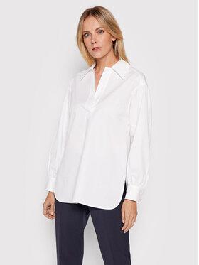 Boss Boss Блузка Bessa 50453635 Білий Loose Fit