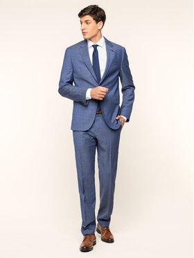 Tommy Hilfiger Tailored Tommy Hilfiger Tailored Pantalon de costume TT0TT05494 Bleu marine Regular Fit