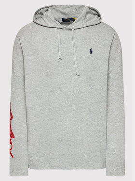 Polo Ralph Lauren Polo Ralph Lauren Sweatshirt Lsl 710839052005 Gris Regular Fit