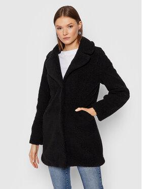 Vero Moda Vero Moda Дублянка Donna Teddy 10230914 Чорний Regular Fit