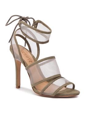 Schutz Sandále S 01387 1473 0001 U Zelená