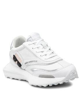 KARL LAGERFELD KARL LAGERFELD Sneakersy KL62930 Bílá