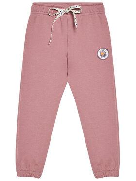 Femi Stories Femi Stories Spodnie dresowe Oksa Różowy Regular Fit