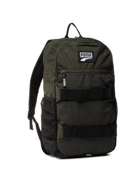 Puma Puma Σακίδιο Deck Backpack 076905 08 Πράσινο