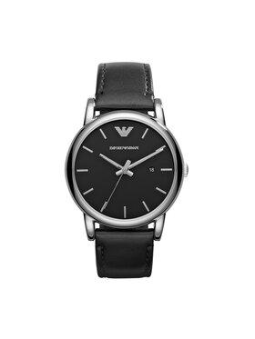 Emporio Armani Emporio Armani Часовник Luigi AR1692 Черен