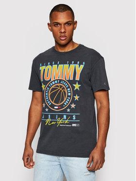 Tommy Jeans Tommy Jeans T-shirt Tjm Photoprint Tee 3 DM0DM10242 Nero Regular Fit