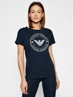 Emporio Armani Underwear Emporio Armani Underwear Marškinėliai 164340 1P255 00135 Tamsiai mėlyna Regular Fit