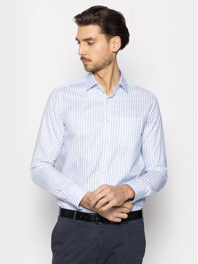 Pierre Cardin Pierre Cardin Marškiniai 5797/27005/9001 Mėlyna Modern Fit