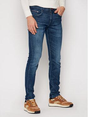 TOMMY HILFIGER TOMMY HILFIGER Extra Slim Fit Jeans Layton MW0MW15962 Dunkelblau Extra Slim Fit