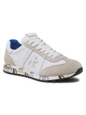 Premiata Premiata Sneakersy Lucy 206E Biały