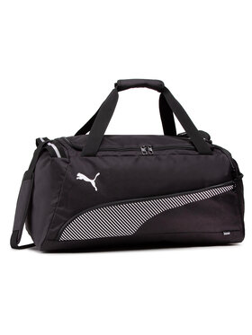 Puma Puma Borsa Fundamentals Sports Bag M 077288 01 Nero