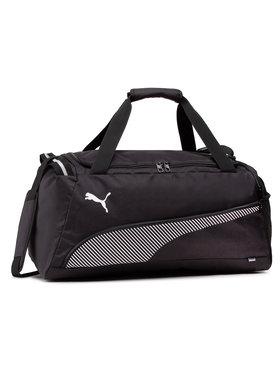 Puma Puma Taška Fundamentals Sports Bag M 077288 01 Čierna