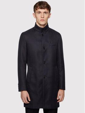 Boss Boss Demisezoninis paltas Shanty1 50444391 Tamsiai mėlyna Slim Fit