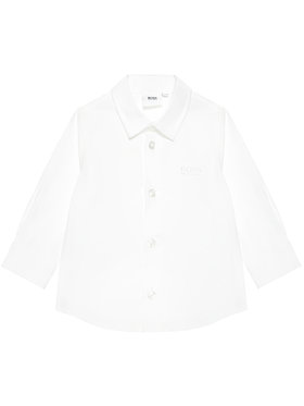 Boss Boss Koszula J05855 S Biały Regular Fit