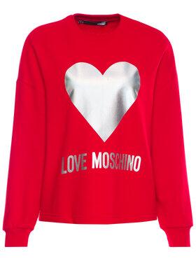 LOVE MOSCHINO LOVE MOSCHINO Mikina W635504M 4068 Loose Fit