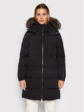 Calvin Klein Calvin Klein Pernata jakna Modern K20K203137 Crna Regular Fit