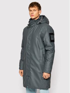 Rains Rains Veste imperméable Unisex 1526 Gris Regular Fit