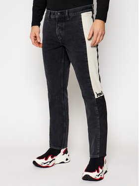 Tommy Hilfiger Tommy Hilfiger Jeans Regular Fit LEWIS HAMILTON Black Flag MW0MW15525 Bleu marine Regular Fit