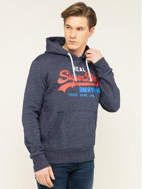 Superdry Superdry Sweatshirt Vl Desert Hood M2000130A Dunkelblau Regular Fit