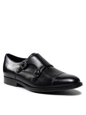 Geox Geox Pantofi U Hampstead A U16E3A 00043 C9999 Negru