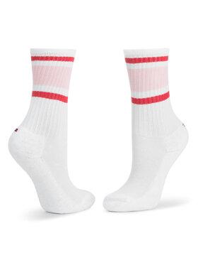 TOMMY HILFIGER TOMMY HILFIGER Sada 2 párů dětských vysokých ponožek 394020001 Růžová