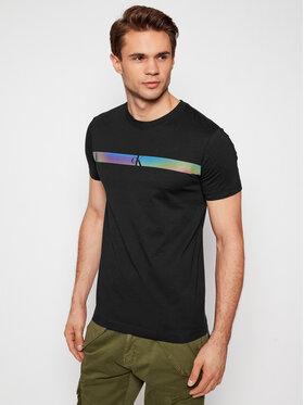 Calvin Klein Jeans Calvin Klein Jeans T-Shirt J30J317165 Černá Regular Fit