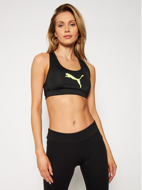 Puma Puma Reggiseno top 4Keeps 520304 Nero