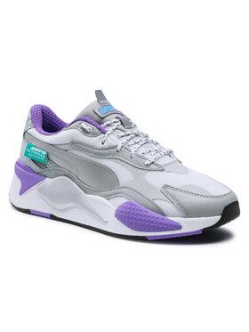 Puma Puma Sneakersy Mapm Rs-X3 306499 04 Srebrny