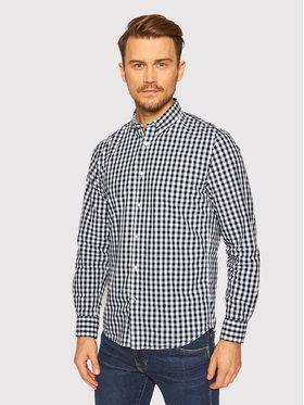 Pepe Jeans Pepe Jeans Košile Ealing PM306718 Tmavomodrá Regular Fit