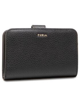 Furla Furla Veľká dámska peňaženka Babylon PCX9UNO-HSF000-O6000-1-007-20-CN-P Čierna
